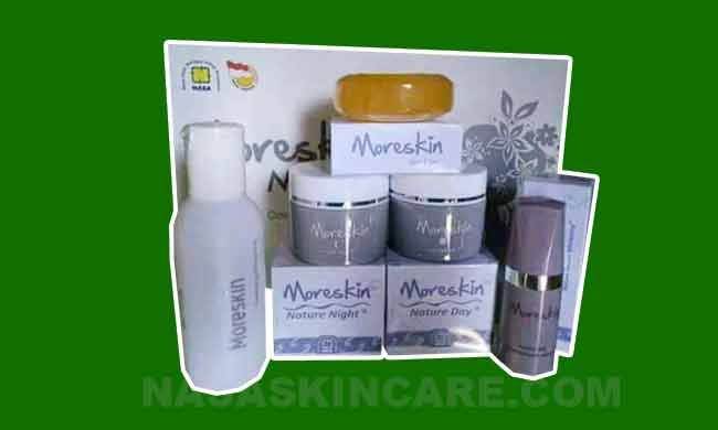 Produk Paket Moreskin Nature Nasa