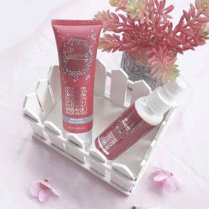 Review Gluserent Cosmetics : Pemutih Badan Ampuh BPOM & Tanpa Efek Samping