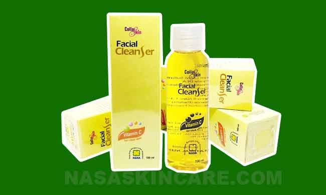 Gambar Facial Cleanser Nasa Di Apotik