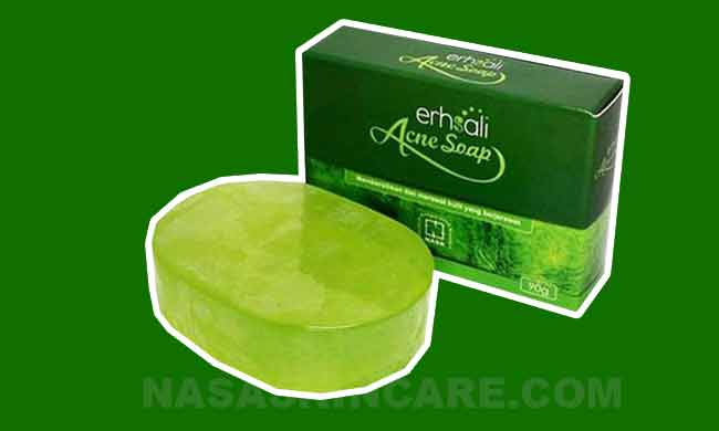 Erhsali Acne Soap Produk Nasa