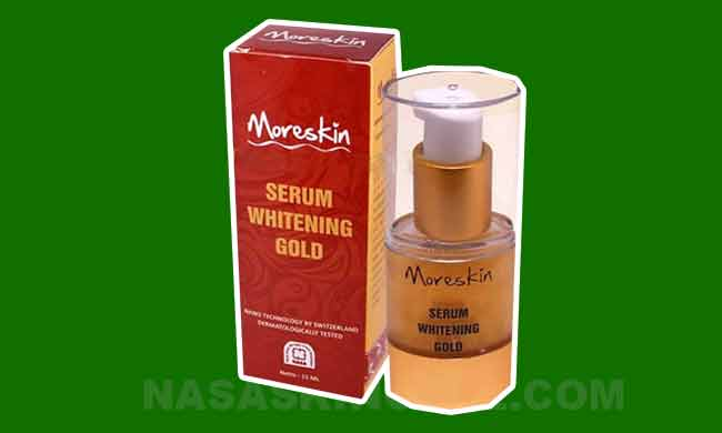 Produk Pt Nasa Serum Whitening Gold
