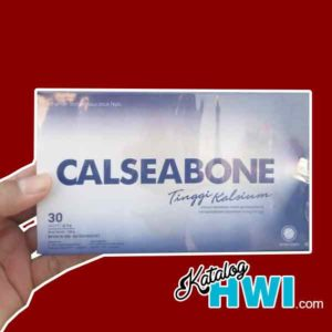 Calseabone Untuk Usia Berapa? Review Calsea Bone Produk Hwi Peninggi Badan