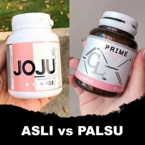 review indonesia joju collagen asli dan palsu
