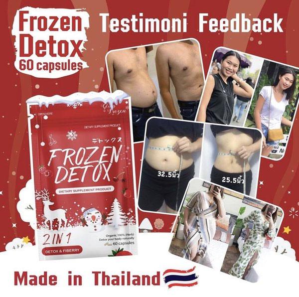 3 real testimoni frozen detox 2 in 1