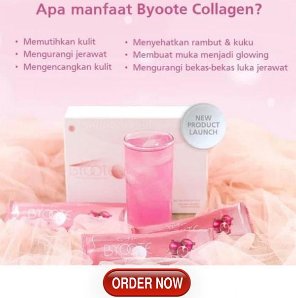 minuman yang mengandung kolagen tinggi byotee