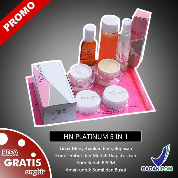 Review Cream HN Platinum BPOM Original | Manfaat, Harga, Efek Samping, Perbedaan Asli dan Palsu