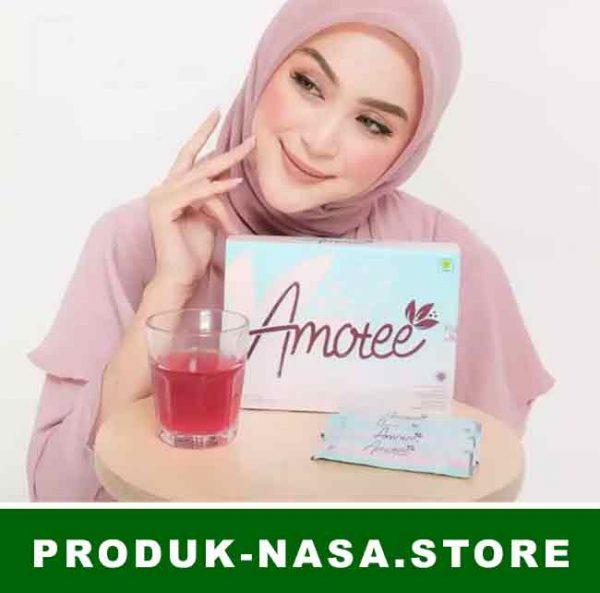 Review Amotee Nasa : Manfaat, Harga, Aturan Minum dan Testimoni