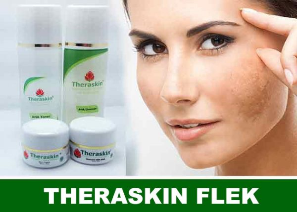 review theraskin paket flek original