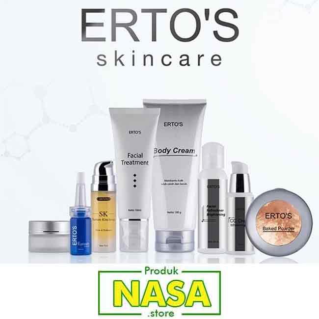 Review Produk Ertos Beautycare | Harga Dan Manfaatnya | Katalog Terbaru 2020