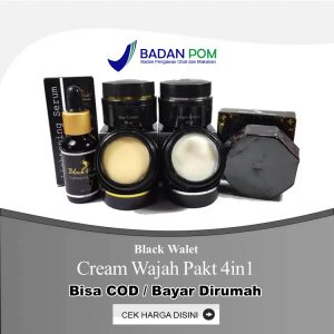Perbedaan Cream Black Walet Asli dan Palsu | Review, Manfaat, Harga, Testimoni, Efek Samping