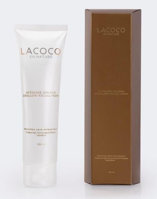 Fungsi Lacoco Golden Swallow Facial Foam Nasa